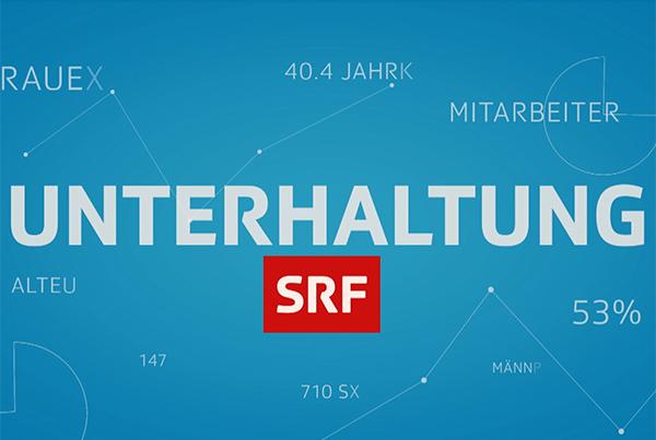 SRF Abteilung Unterhaltung